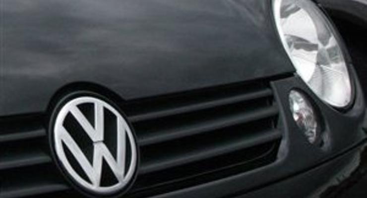 """Германия избежала штрафов ЕС по делу о """"законе Volkswagen"""""""