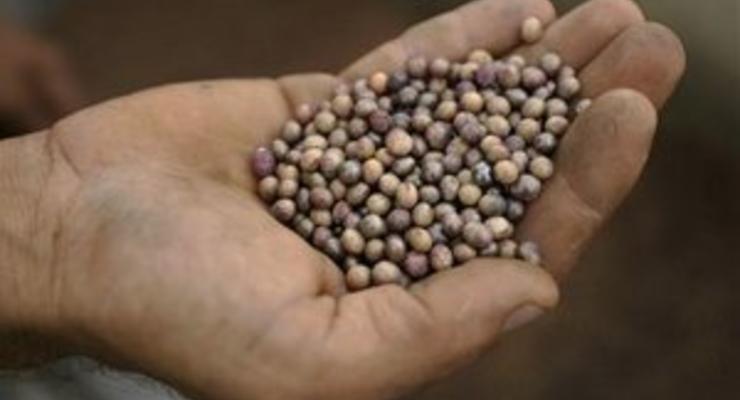В Украине могут отменить запрет на выращивание  ГМО-культур - Ъ