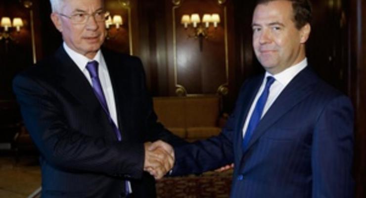 Азаров заявил об исключительной важности товарооборота с Таможенным союзом