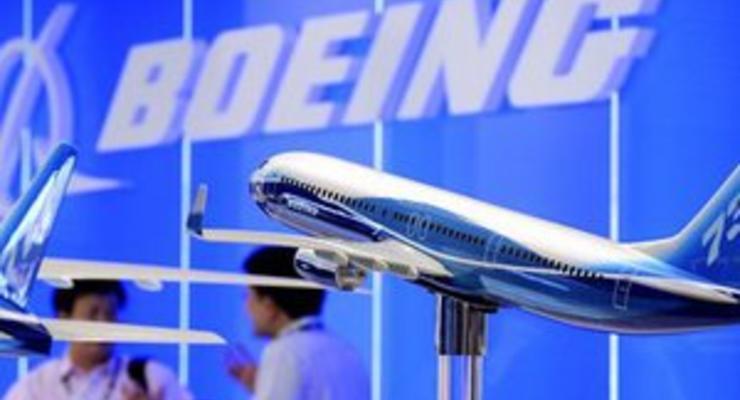 Boeing поставит китайцам сотни самолетов на $20 миллиардов