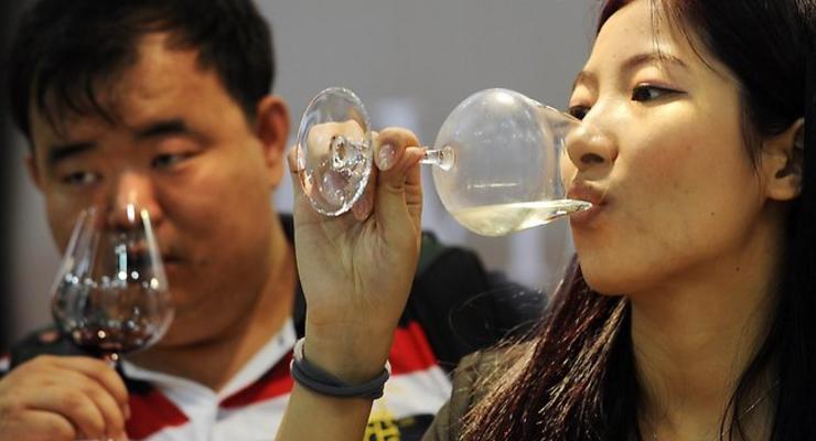 В мире кончается вино, а китайцы пьют все больше