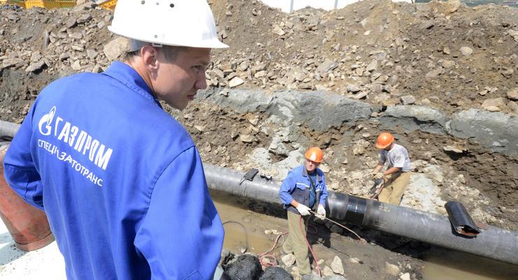 """Газпром сетует, что пока вместо долга получил от Киева """"слезы"""" - Reuters"""