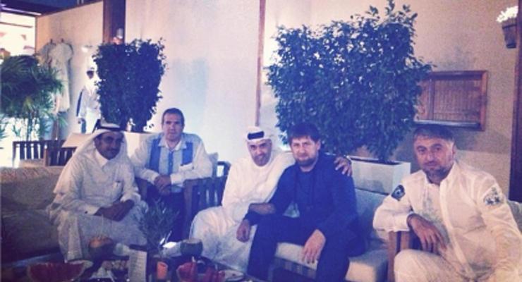 Кадыров и представитель королевской семьи Бахрейна решили создать совместную авиакомпанию