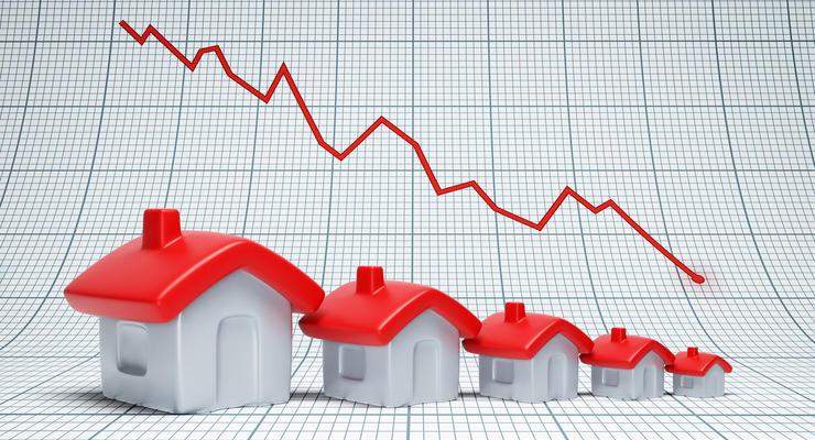 Украинцы перестали покупать квартиры