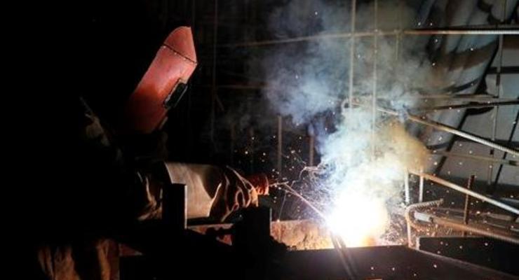 Украина возглавила рейтинг по падению индустрии среди стран СНГ