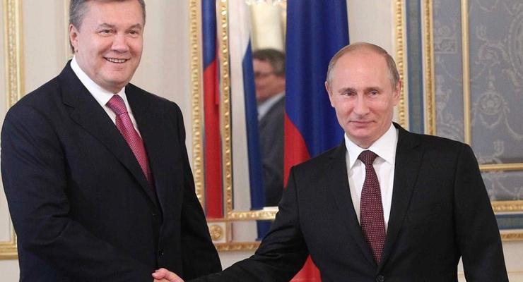 Янукович и Путин в Москве подпишут тринадцать соглашений - источник