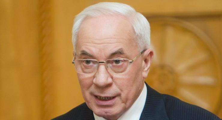 Полное погашение долгов по соцвыплатам из-за протестов отложено до конца года – Азаров