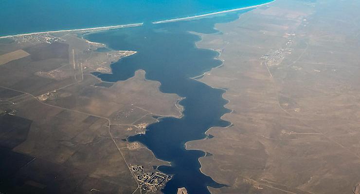 Где будут строить китайский порт в Крыму (КАРТА)