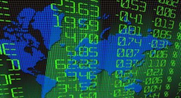 На бирже России весь день происходило падение российской валюты