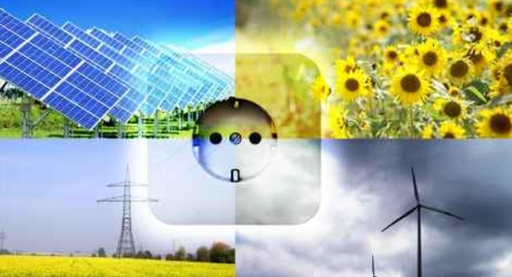 Украина планирует 11% энергии получать из альтернативных источников