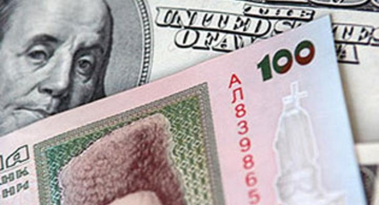 Курс валют: на межбанке гривна упала до 8,80 за доллар