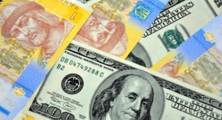 Гривна на межбанке укрепилась до 9,1 грн за доллар