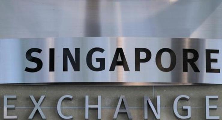 "Сингапурский Straits Times закрылся  на  ""зеленом"" поле"