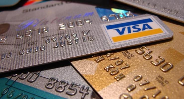 В Украине на начало 2014 года в обращении зафиксировано более 35,6 миллионов активных платежных карт