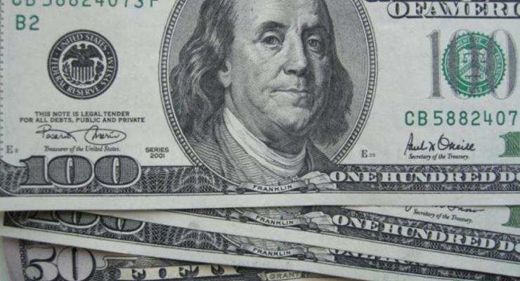 Объем продажи валюты на межбанке резко упал