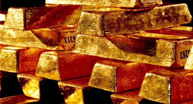 Золотовалютные резервы Украины сократились до рекордного уровня с 2005 года