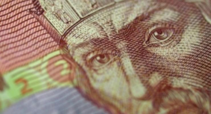 Гривна на межбанке закрепилась у отметки 9,3 за доллар