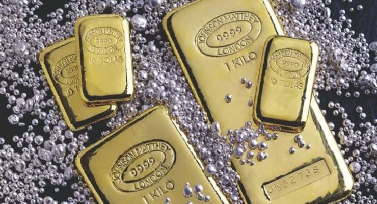 Золото подорожало до максимума
