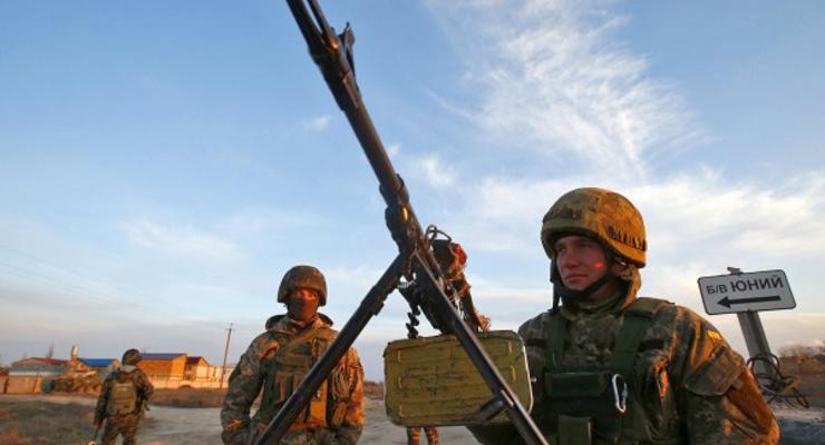 На нужды украинской армии собрали 17 миллионов гривен