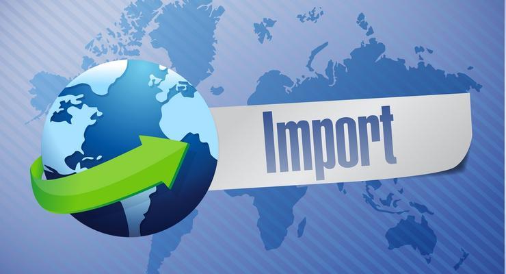 Импорт в Украину сократился на четверть