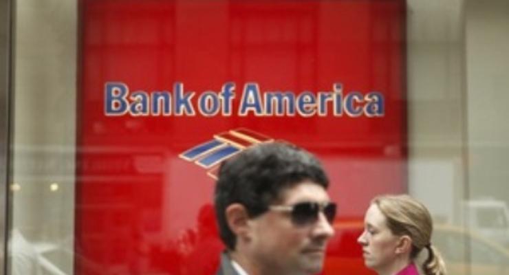 Bank of America выплатит властям США $9,5 млрд по ипотечному иску