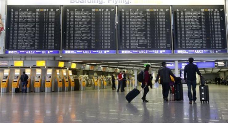 От забастовки пилотов Lufthansa пострадают свыше 400 тыс пассажиров