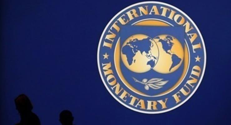 В компании Сомали. МВФ отказался делать прогнозы по Украине
