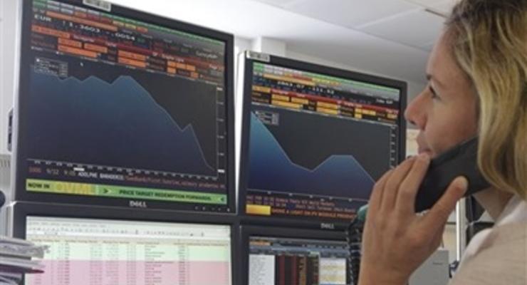 Ведущие индексы снизились по итогам фондовых торгов в Европе