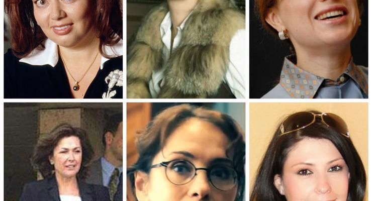 10 богатейших жен Кремля и Белого дома