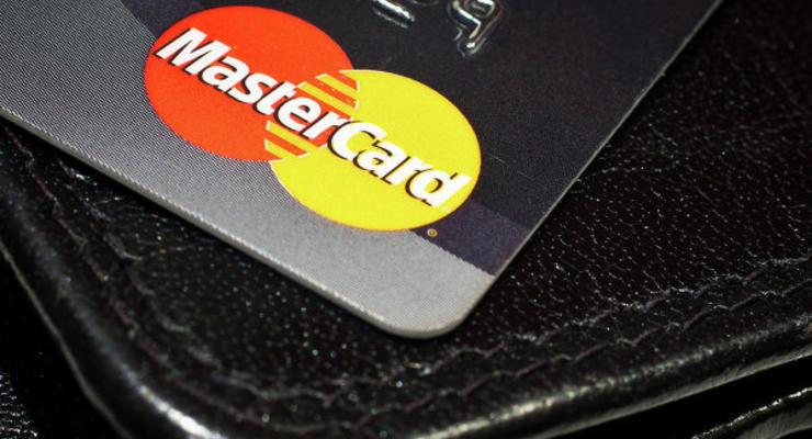 MasterСard перестал обслуживать два банка РФ, попавших под санкции США