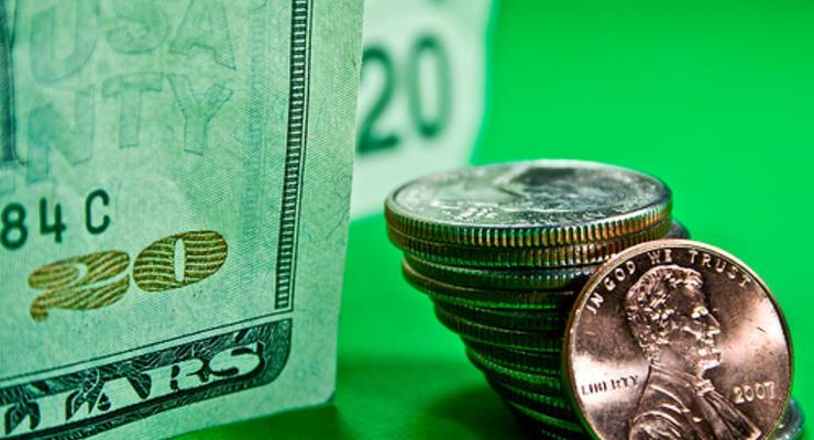 Торги на межбанке открылись долларом по 11,90 грн
