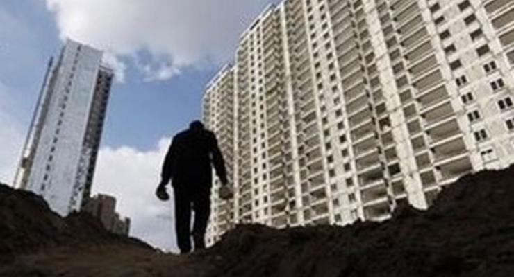 Выбор квартир на первичном рынке Киева стал меньше