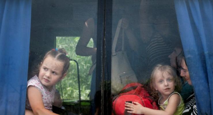 Для беженцев с Донбасса предлагают бесплатное жилье