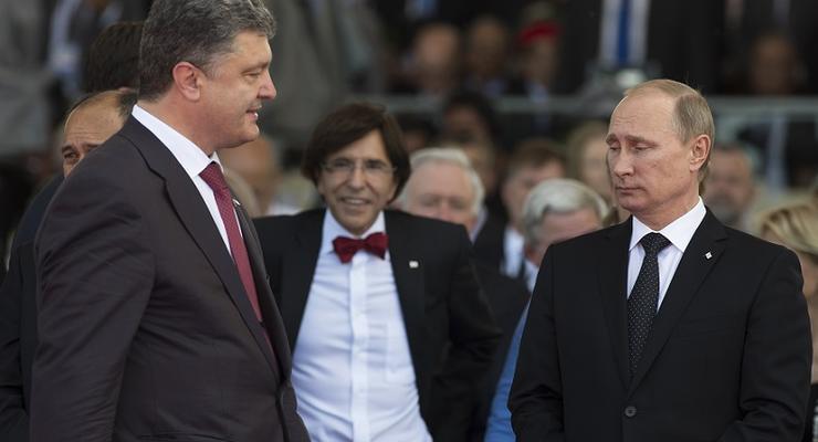 """Газовый узел. Порошенко и Путин попытаются договориться по вопросу """"голубого топлива"""""""