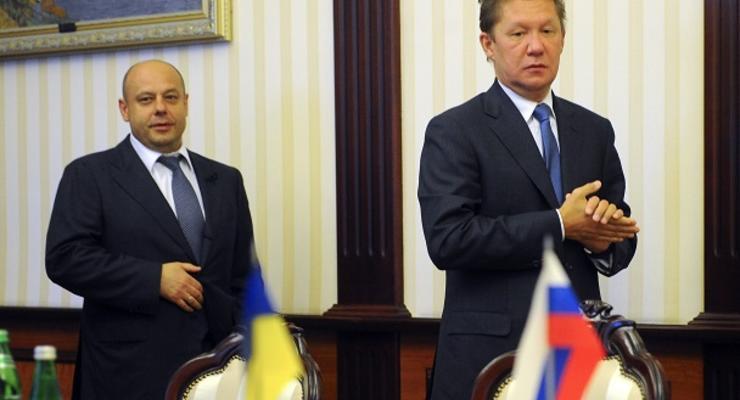 """Газовые страсти. Украина """"не сдастся без боя"""""""