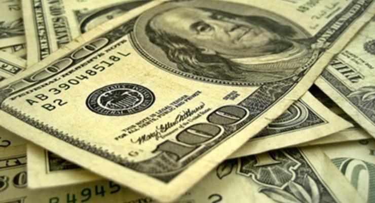 За прошедшую неделю наличный доллар упал до 11,88