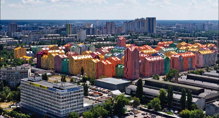 Квартиры в Киеве – одни из самых дорогих в мире