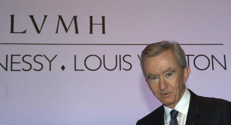 Богатейшими людьми Франции стали собственники LVMH, L'Or'eal и Ашана