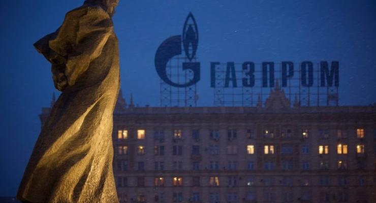 Газпром установил антирекорд  добычи газа