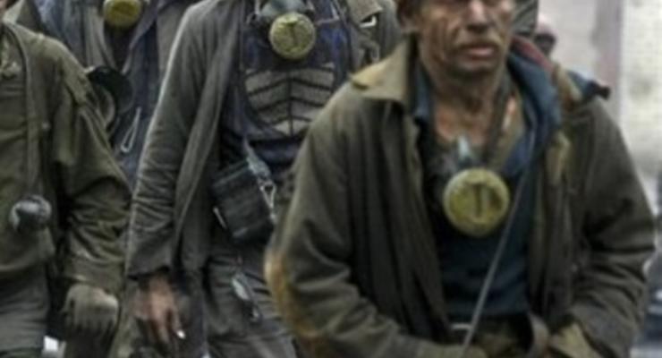 На Донбассе остановилась добыча угля - профсоюз горняков