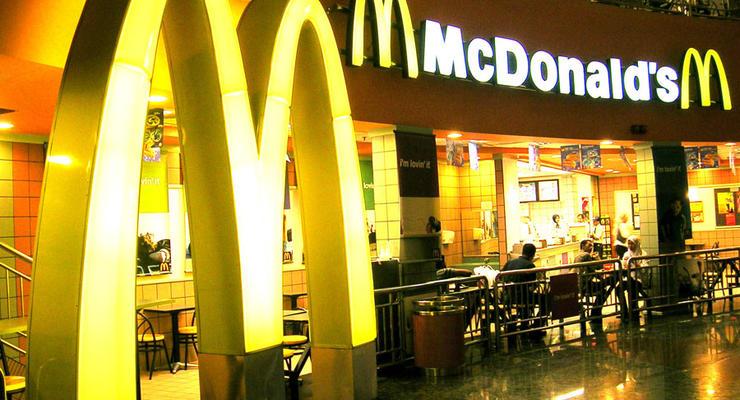 """В России хотят запретить бургеры """"Макдональдса"""""""