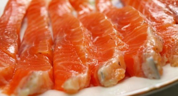 В России из-за санкций не смогут выращивать лосось