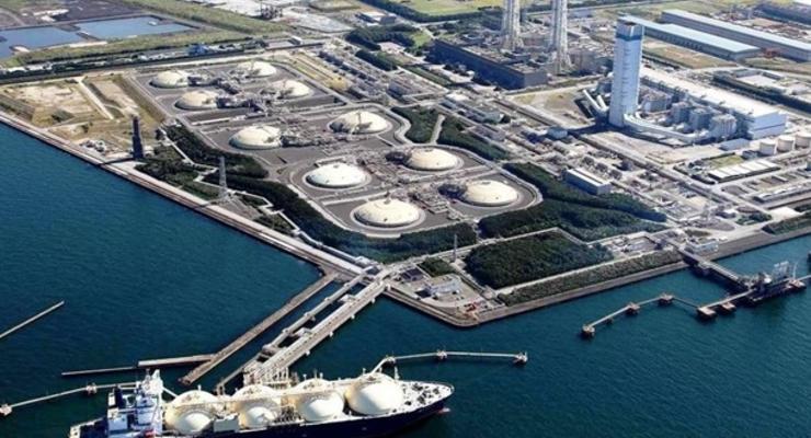 Возле Одессы все-таки построят LNG-терминал - Турчинов