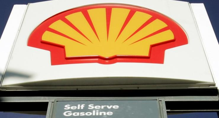 Shell отложила бурение на востоке Украины