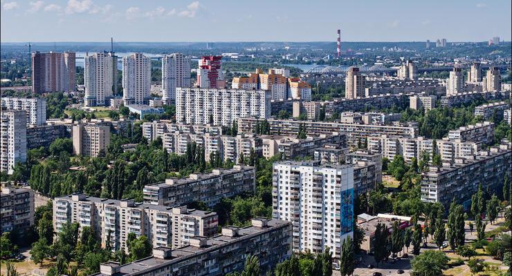 В Киеве активно растет спрос на недвижимость
