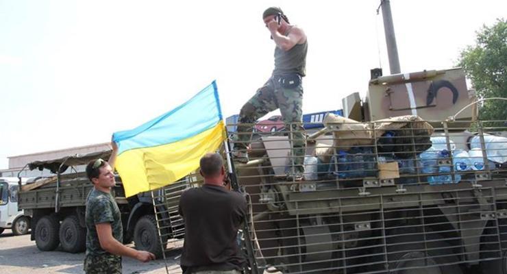 Как мобильные операторы помогают солдатам в зоне АТО