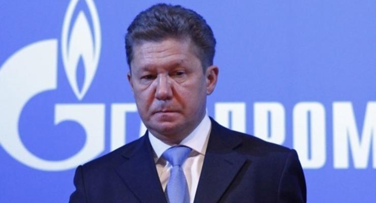 Поставки газа в Европу идут в полном объеме – глава Газпрома