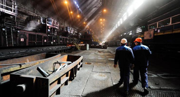 Промпроизводство в Украине снизилось почти на четверть