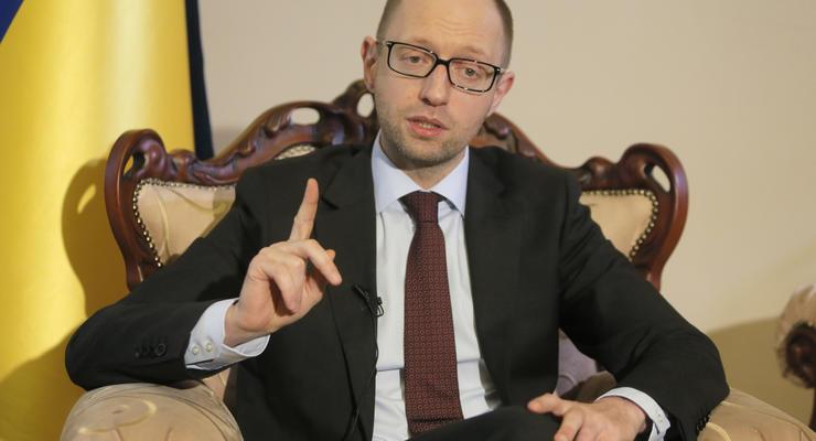 Яценюк рассказал, когда экономическая часть Соглашения с ЕС вступит в силу