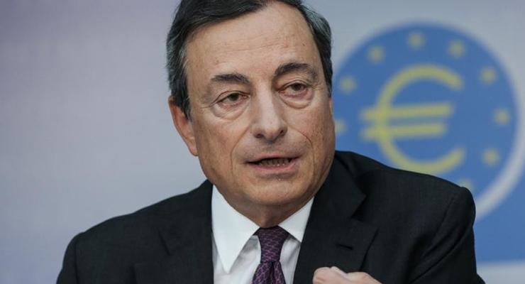 Взаимные санкции ЕС и России мало повлияли на экономику еврозоны - Глава ЕЦБ